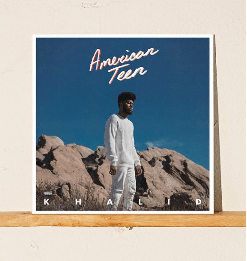 Khalid Vinyl | Khalid Record