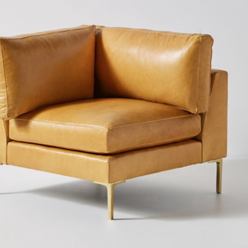 Bowen Modular Leather Corner Chair